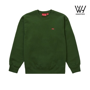 SUPREME SMALL BOX LOGO CREWNECK
