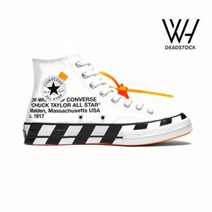 CONVERSE X OFF WHITE CHUCK TAYLOR 70
