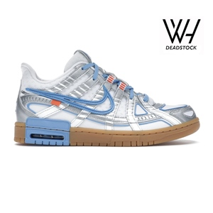 NIKE X OFF WHITE RUBBER DUNK