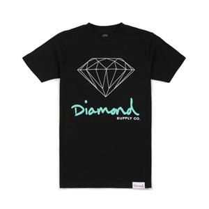DIAMOND SUPPLY OG SIGN T-SHIRT