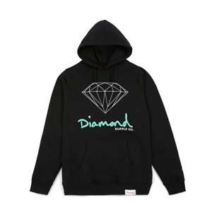 DIAMOND SUPPLY OG SIGN HOODY