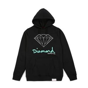 DIAMOND SUPPLY OG SIGN HOODY