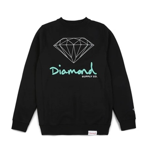 DIAMOND SUPPLY OG SIGN CREWNECK