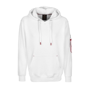 ALPHA INDUSTRIES  LATEX HOODY