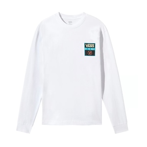 VANS OFF THE WALL LOGO LONGSLEEVE