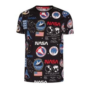 ALPHA INDUSTRIES NASA AOP T-SHIRT