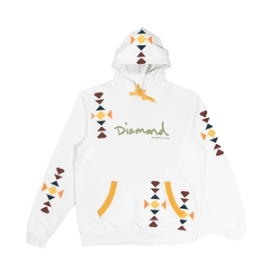 DIAMOND NATIVE HOODY