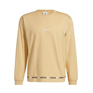 ADIDAS LINEAR REPEAT LONGSLEEVE