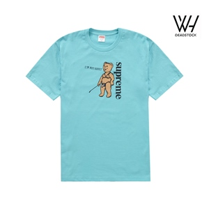SUPREME NOT SORRY T-SHIRT