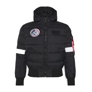 ALPHA INDUSTRIES NASA PUFFER JACKET