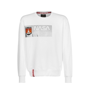 ALPHA INDUSTRIES MARS NASA CREWNECK