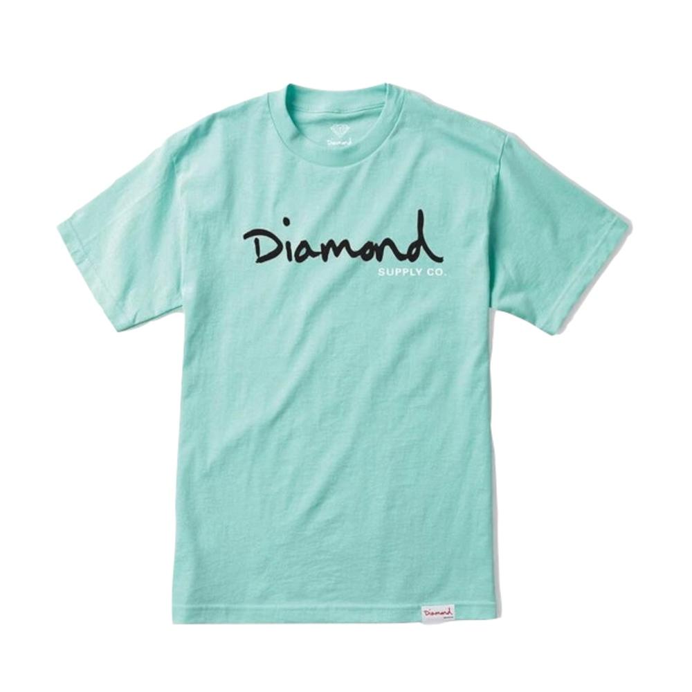 DIAMOND OG SCRIPT T-SHIRT