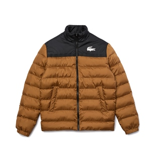 LACOSTE COLOR PUFFER JACKET