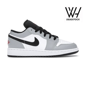 AIR JORDAN 1 LOW SMOKE (GS)