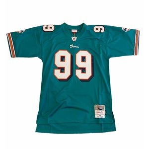 MITCHELL&NESS DOLPHINS TAYLOR JERSEY