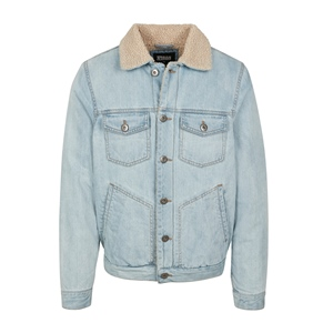 TB SHERPA DENIM JACKET